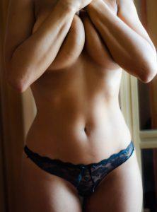 Har en sexig kropp